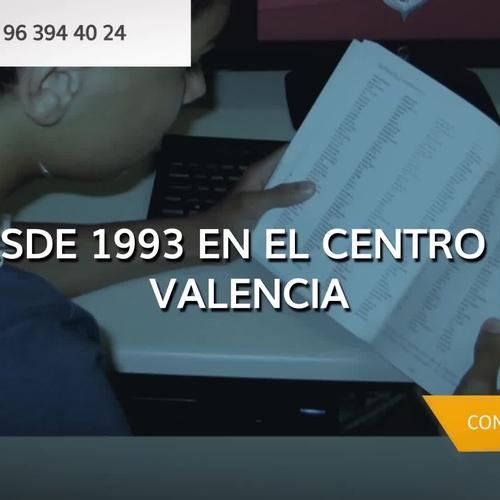Academias y centros de estudios diversos en Valencia | Instituto de Orientación Educativa JM
