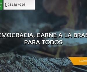 Comida para llevar en Málaga: La Barbacoa sin Humo