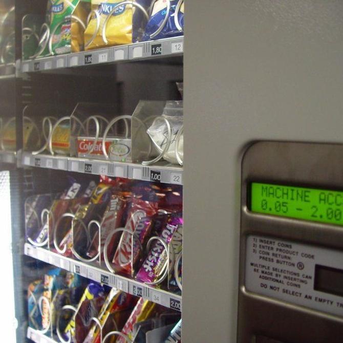 Qué tener en cuenta a la hora de situar una máquina expendedora