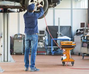 Cambio de neumáticos, frenos...