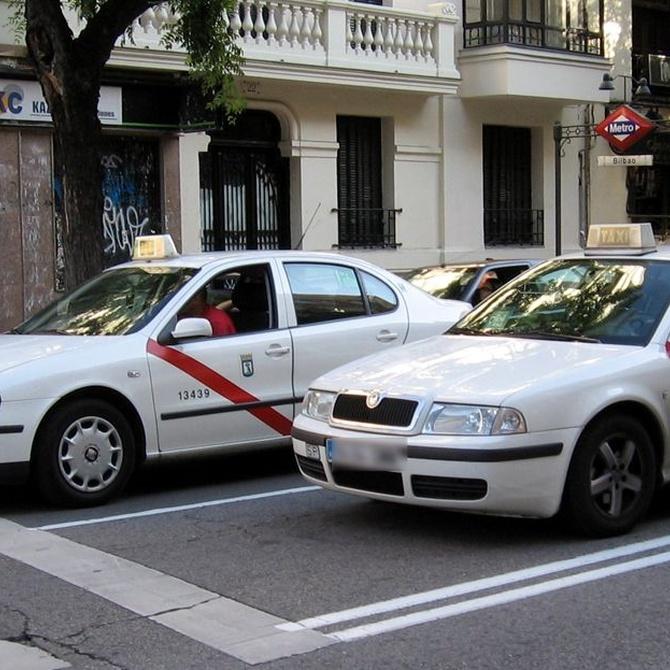 Así se creó la Federación Profesional del Taxi de Madrid