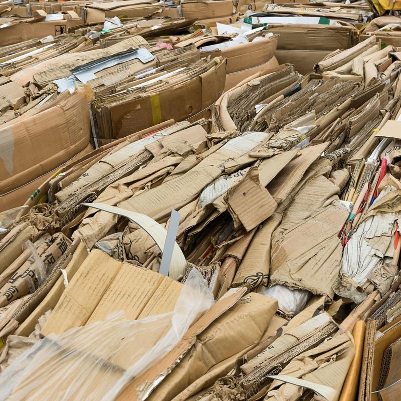 Reciclaje de chatarra y más: Servicios de Reciclajes Ecocas