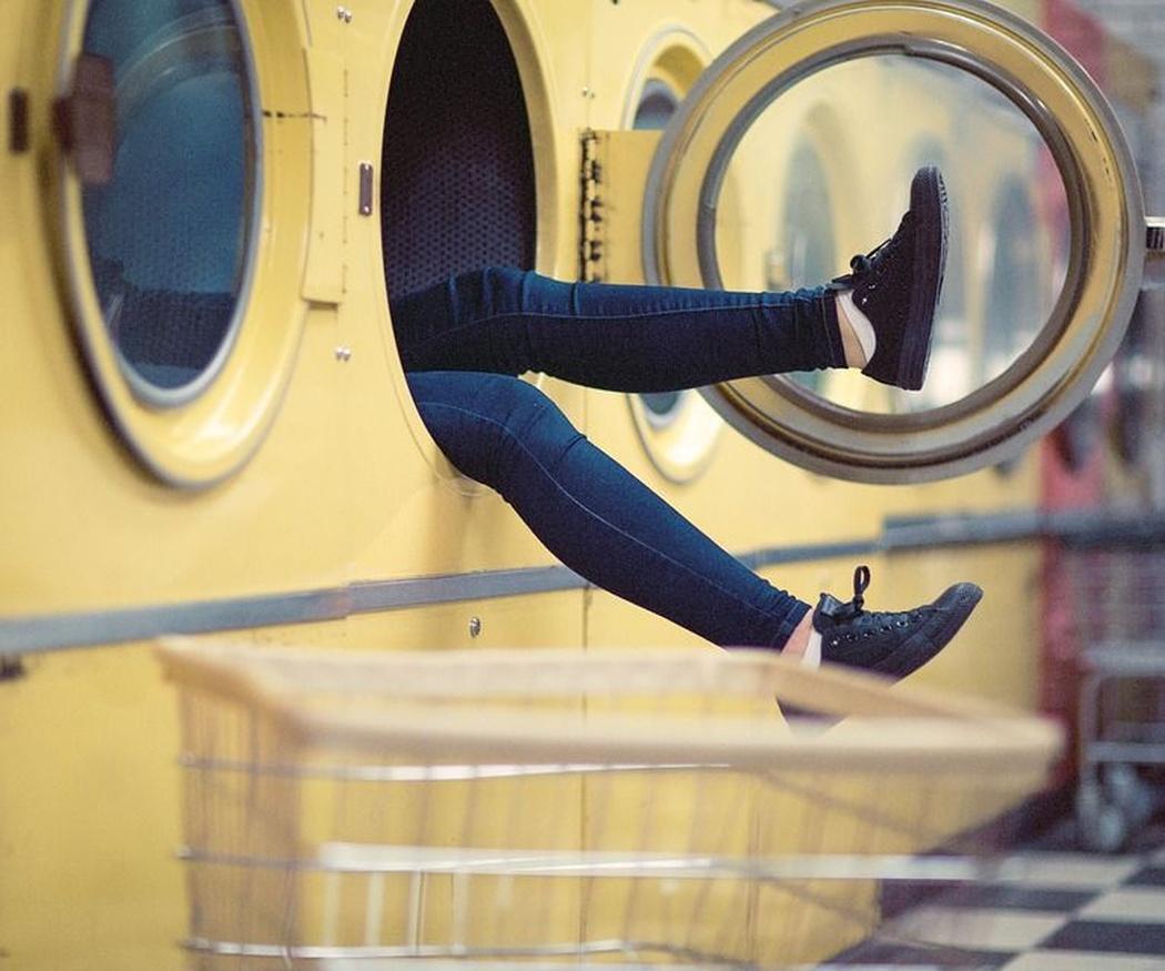 Algo le pasa a mi lavadora, ¿qué hago?