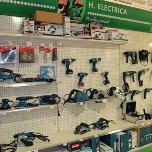 Herramienta eléctrica para profesionales en Segovia