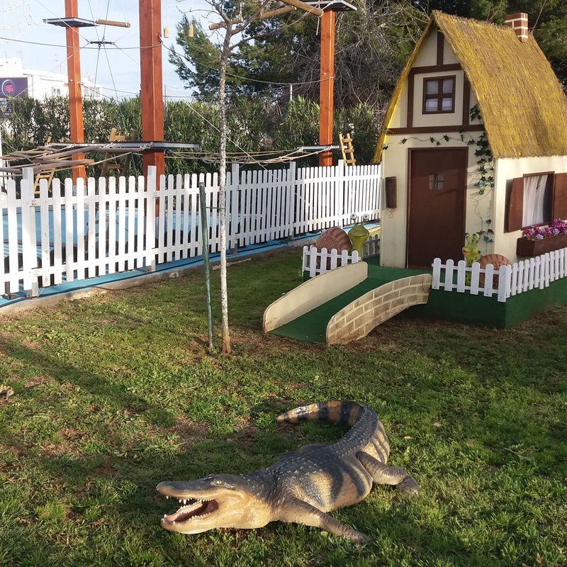 Actividades para niños: Nuestros servicios de Gran Piruleto Park