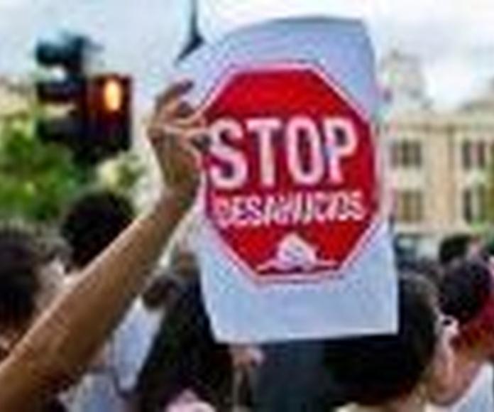Stop desaucios