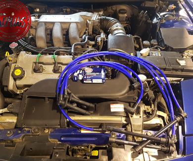 Ford Probe 24v - Sustitución de bujías y cables