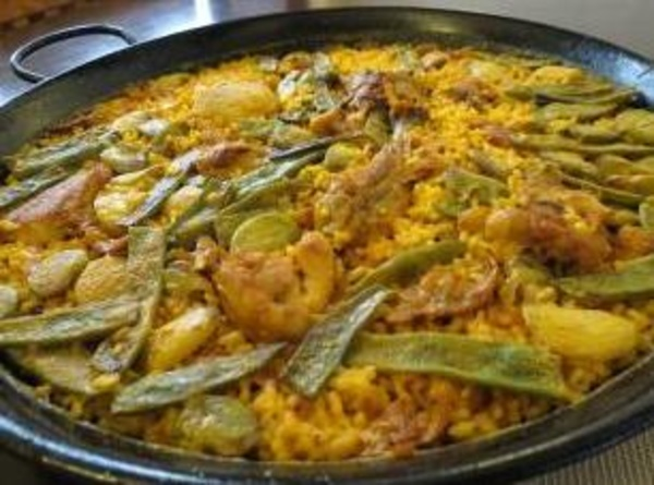 Paellas en Valencia-Restaurante Bisbe