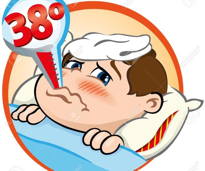 febre en nens
