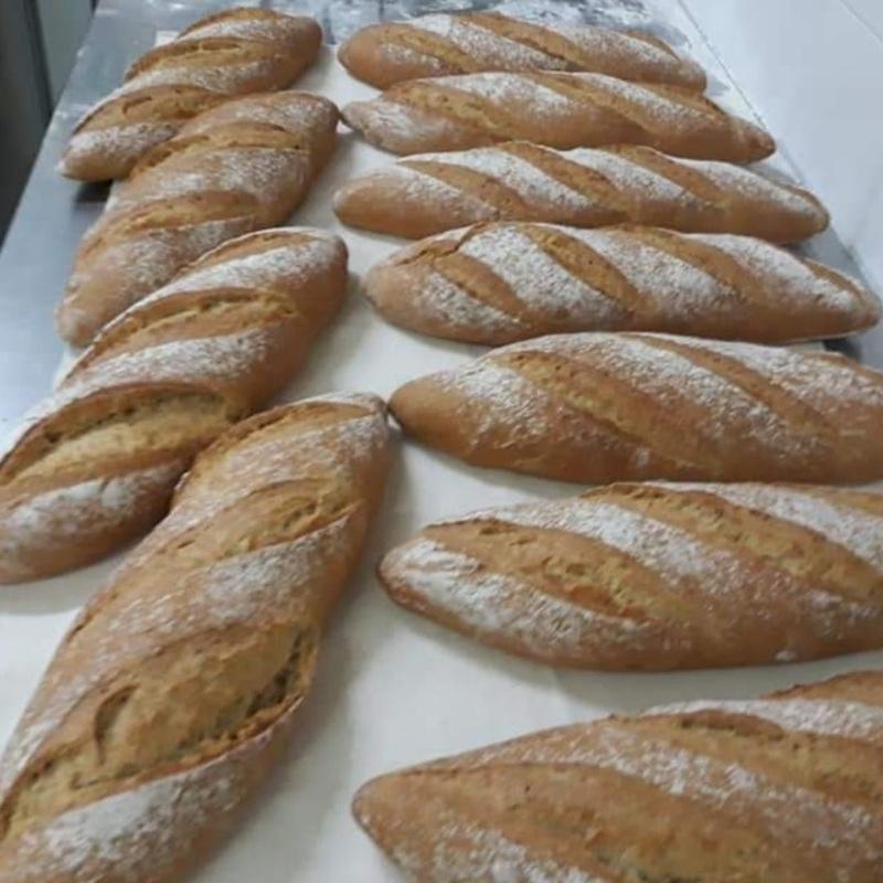 Panadería, bollería y pastelería: Productos de Panadería Camelia