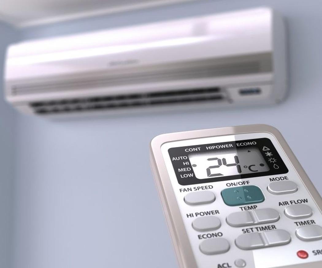 ¿Les afecta el aire acondicionado a los bebés?