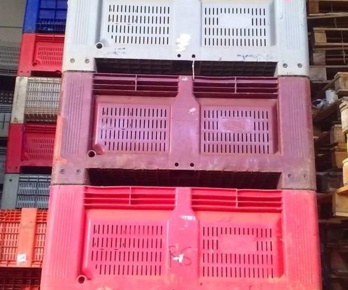 Venta  cajas de plastico Badajoz|Herospalet