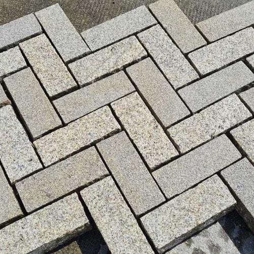 Pavimento de granito / Granite paving