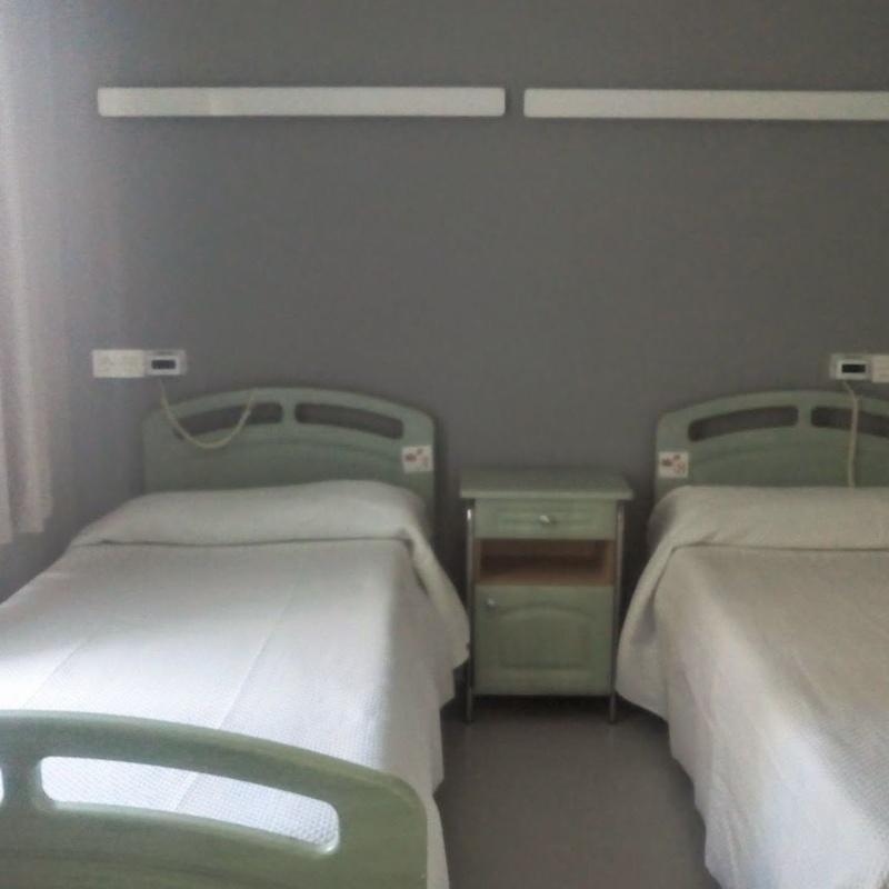 Habitaciones Class individuales: Nuestra residencia de Residencia para la tercera edad La Suiza Santa Rita