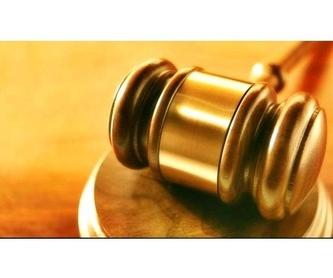 Derecho Mercantil: Servicios de Lydia García, Abogada
