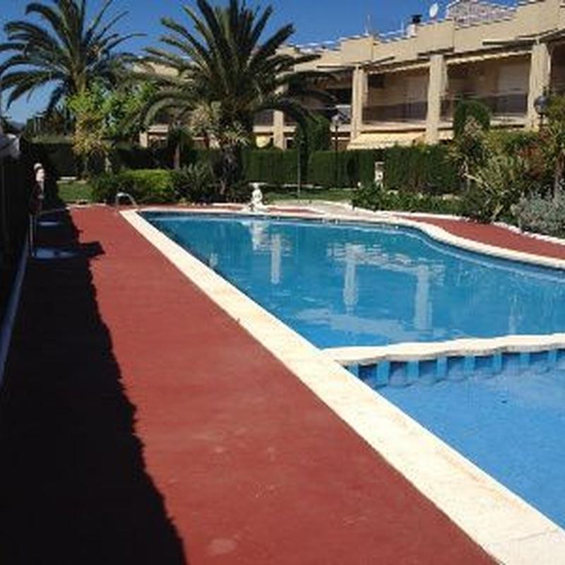 Mantenimiento de piscinas: Nuestros servicios de Jardinería Bordera
