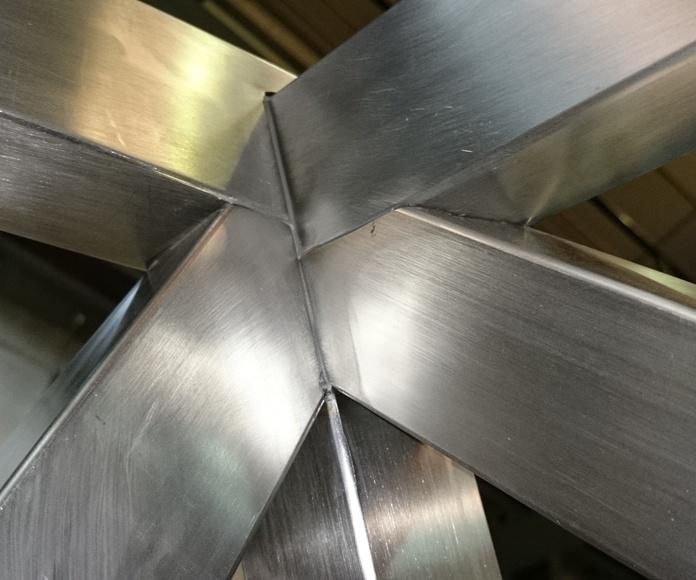 Monteras: Nuestros trabajos de Icminox