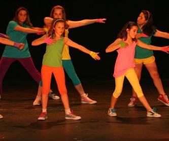 Danza Contemporánea :  Horarios y disciplinas de Estudio de Danza Stylo