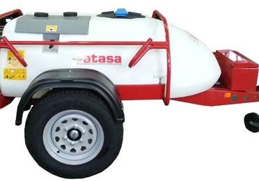 Pulverizador con enganche a coche ATASA