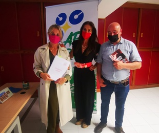Entrevista en AQP Radio a Aranzazu Rodríguez Suárez, Directoria de Censad