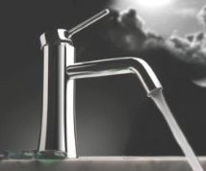 Grifos baños y cocinas: Reformas y materiales de Materiales de Construcción Montes León