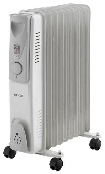 Radiador - Sogo SS18209 Potencia 2000W, 3 ajustes de calor ---48€: Productos y Ofertas de Don Electrodomésticos Tienda online
