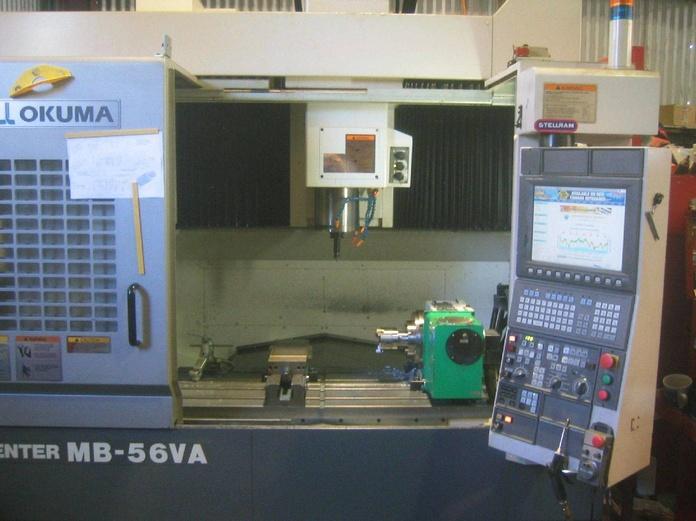 Centros de mecanizado CNC con 3 y 4 ejes: Maquinaria de Star Blau 9 S.L.
