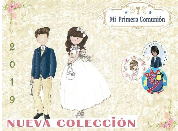 Colección Comunión 2019