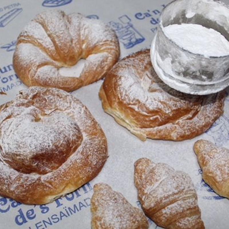 Ensaimadas: Nuestros productos de Ca'n Jaume d'es Forn
