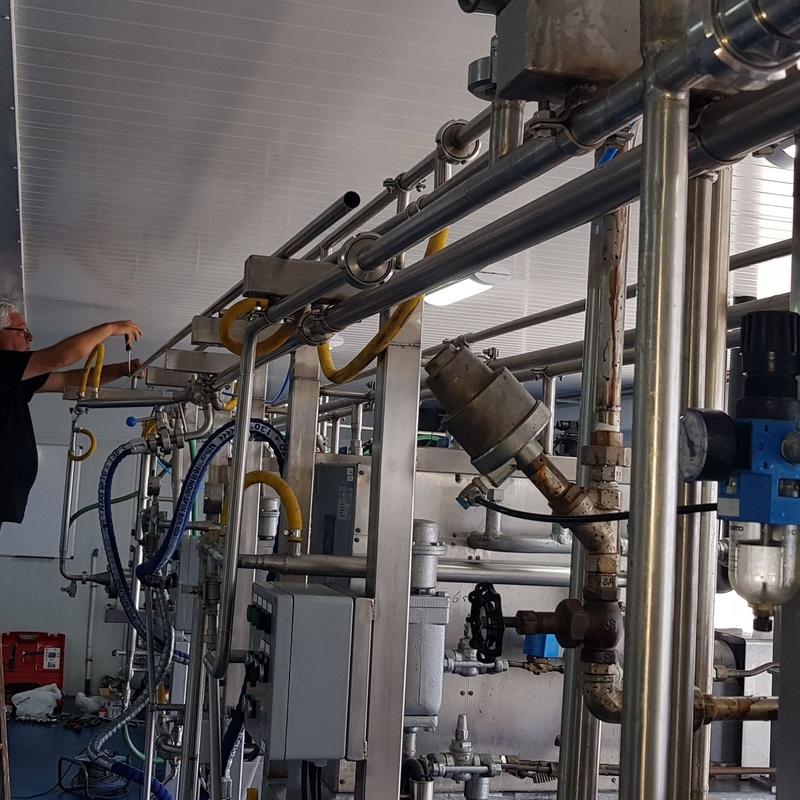 Instalaciones de fontanería y calefacción: Servicios/Venta de equipos de Instalaciones Alba