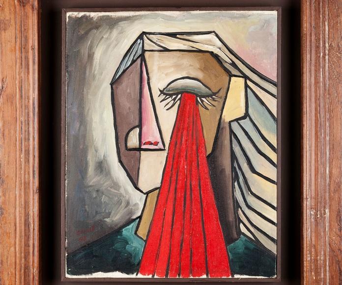 Eugenio Granell : Catálogo de Goya Subastas