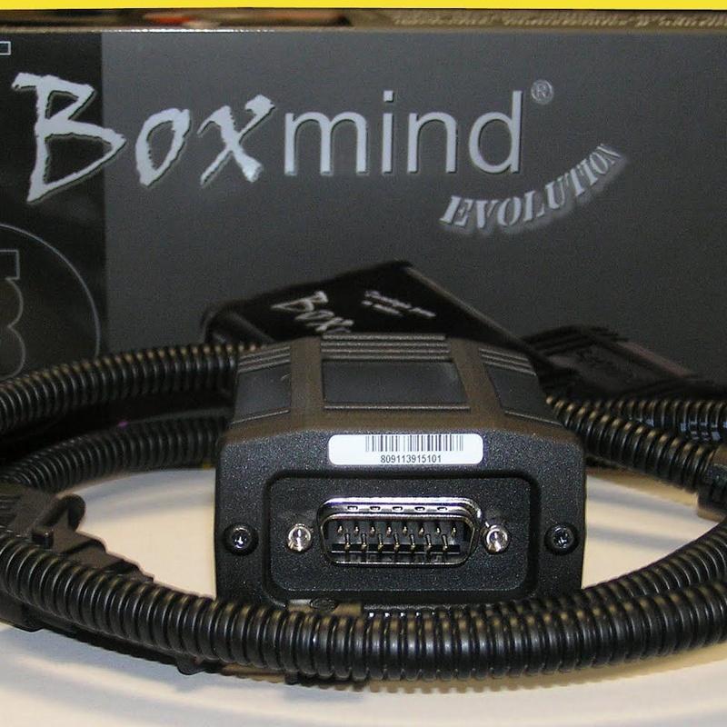Centralita Boxmind
