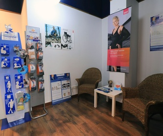 Productos de presoterapia y medias de comprensión: Servicios de Ortopedia Indar