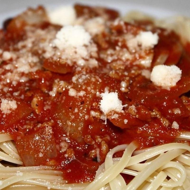 Pastas, huevos y legumbres: Carta de Restaurantes El Portillo y La Bamby