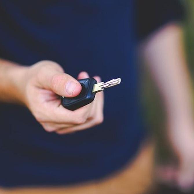 La descodificación de las llaves del coche