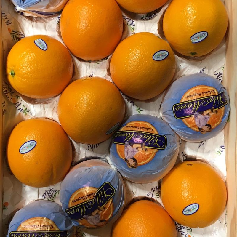 Naranjas extra VILLA MARÍA