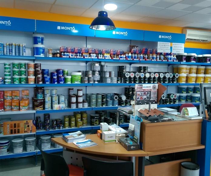 Pintura: Productos de ESCOBAR, Sistemas para Construir