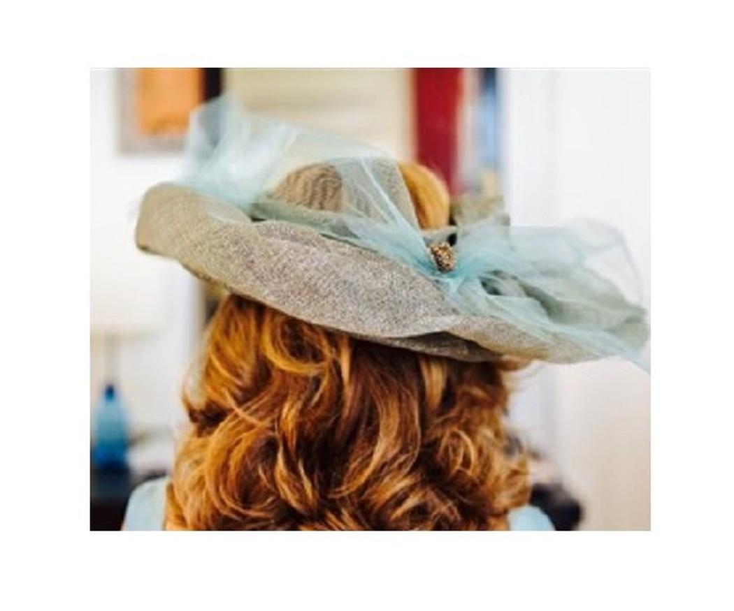 Los tocados y sombreros en las bodas
