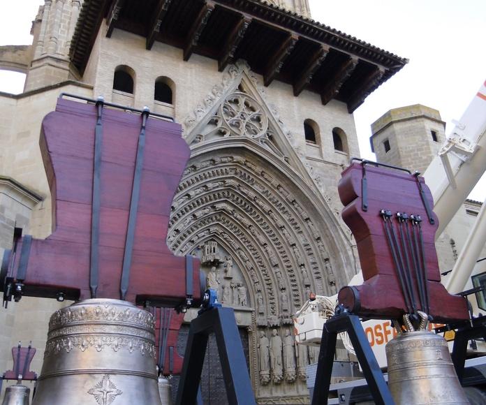 Restauración de yugos de madera: Productos de 2001 Técnica y Artesanía