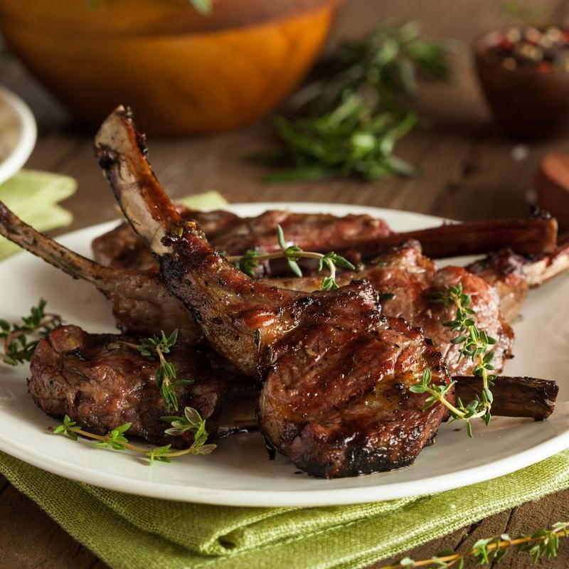 Carnes y pescados: Nuestro platos de La Mirada Profunda