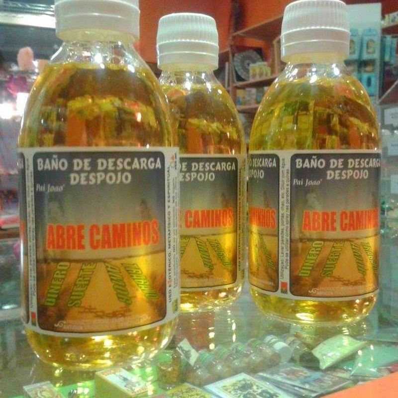 Baño Abrecaminos: Cursos y productos de Racó Esoteric Font de mi Salut