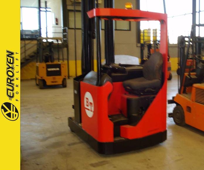 Carretilla retráctil BT Nº 5933: Productos y servicios de Comercial Euroyen, S. L.