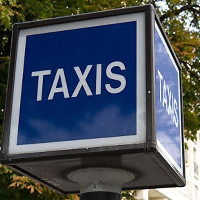 Vehículo propio Vs taxi