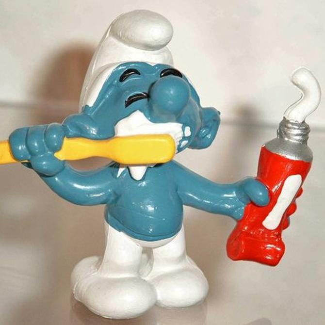 Pautas para los niños en la higiene dental