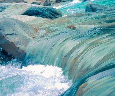 Tratamientos secretos del agua