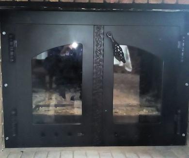 Puertas de fuegos bajos por medida en Vitoria