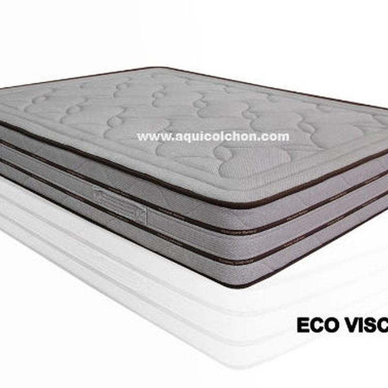 Colchón Eco Visco.