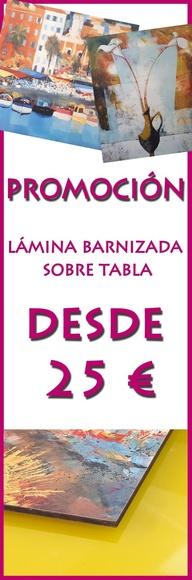 LAMINAS BARNIZADAS SOBRE TABLERO: Catálogo de X Amor Al Arte