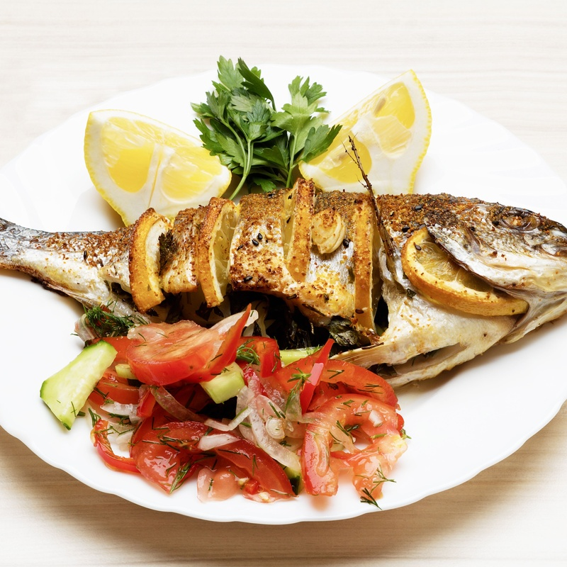 Pescados: Nuestra Carta de Restaurante La Sabina