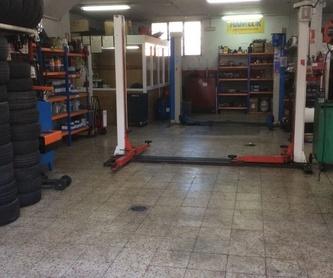 Mecánica rápida: Servicios de Taller Motor 94 Arroyomolinos
